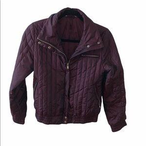 Mastina Light Puffer Jacket - Purple 34 (S)